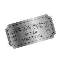 Dazzle 2017 Silver Ticket