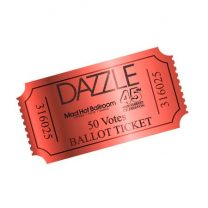 Dazzle 2018 - 50 Ballot Votes