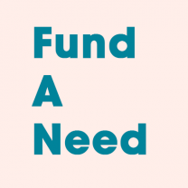 Fund-A-Need graphic for donations